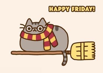 Happy Friday GIFs. 70 Animated Pictures With Captions