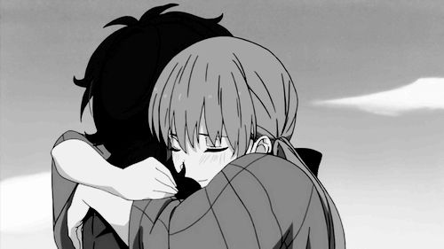 Anime Hugs GIFs. 100 Animated Images With Anime Names