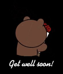 Get Well Soon GIFs! 30 Animated Pics and Cards for Free