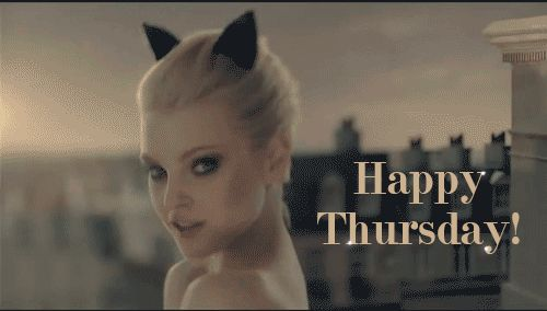 Happy Thursday GIFs. 50 Animated Wishes for Thursday
