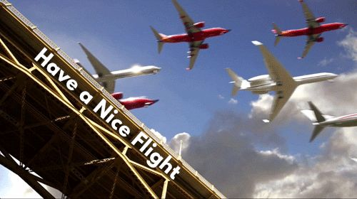 Have a Nice Flight GIFs