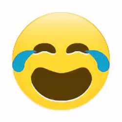 Laughing Emoticons GIFs. 46 animated GIF emojis