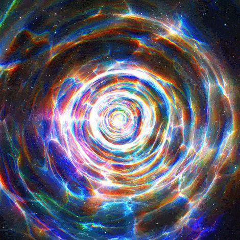 Beautiful GIFs of Space And The Universe. 100 Animated Images