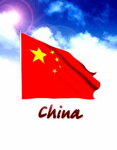 Chinese Flag GIFs. 25 Best Animated Images for Free