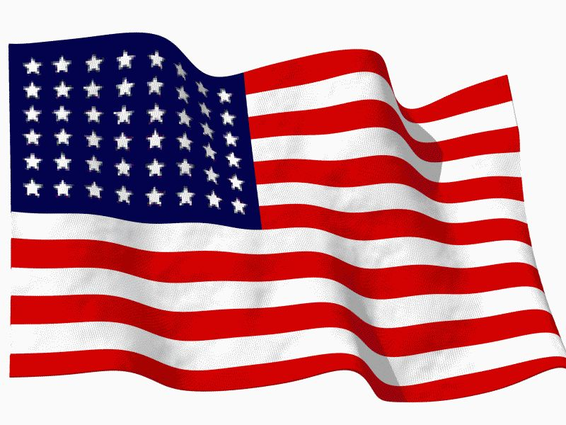 USA Flag GIFs, American Flag. 70 Animated Images for Free