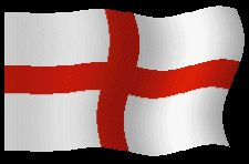 Flag of England on GIFs. 17 Animated Images for Free