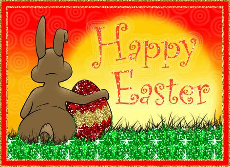 Happy Easter GIFs. 100 Animated Images and Greeting Cards for Free