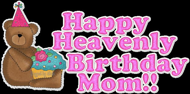 Happy Birthday Mommy GIFs. Animated Greeting Cards for Free