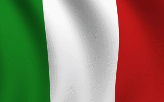 Italian Flag GIFs. 22 Animated Pictures for Free