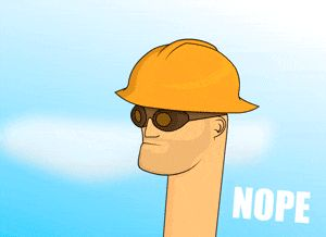 Nope GIFs. Animated Images to Say Nope. Download For Free!