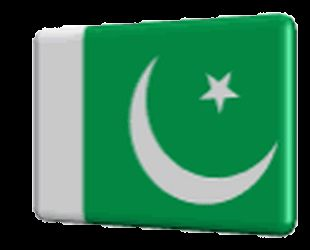 Pakistan Flag GIFs. 20 Pieces of Animated Image for Free