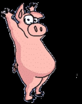 Pigs GIFs. 120 Funny Animated Images for Free