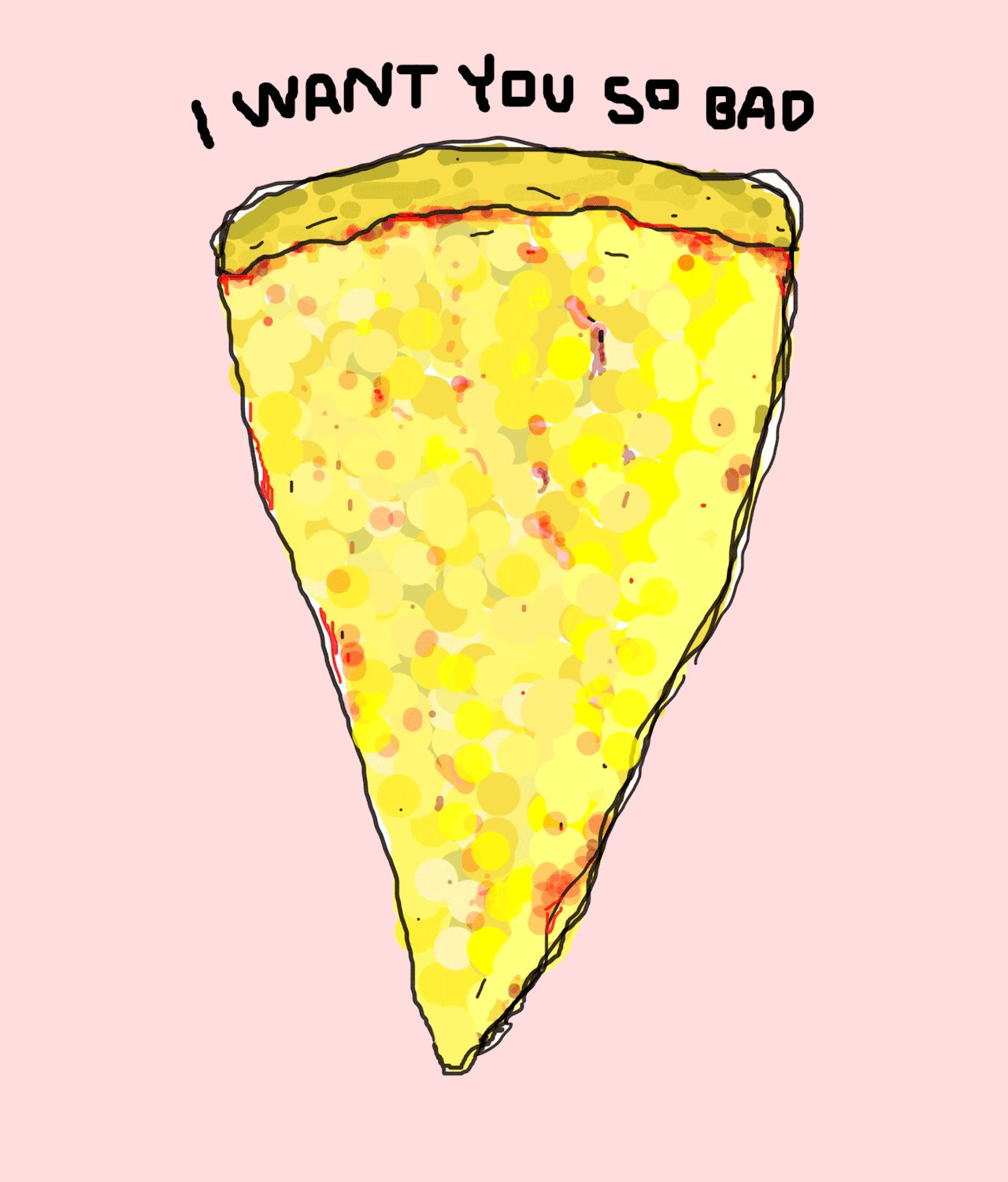 Pizza on GIFs. 130 Animated GIF images of pizzas for free
