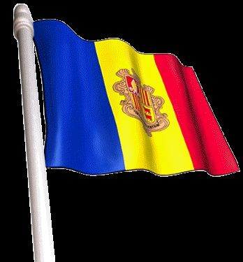 Romanian Flag on GIFs. 22 Animated Images of Waving Flags