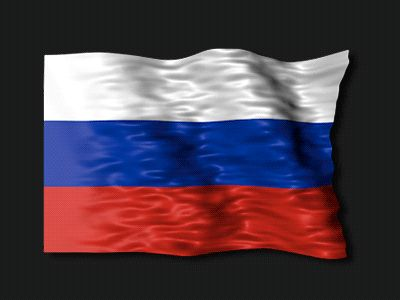 Russian Flag GIFs. 30 Best Animated Pics for Free