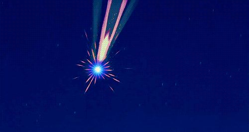 Starfall GIFs. 85 Animated Shooting Star Images For Free