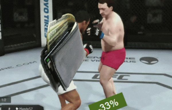 GIFs About Sales and Discounts on Steam. 30 Funny Animated Images