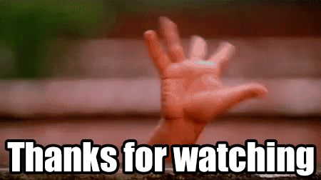 Thanks For Watching Gifs 60 Best Animated Pics For Free