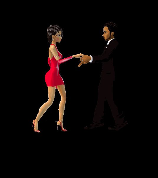 Dancing GIFs. 125 Animated Pics of Dancing People or Animals