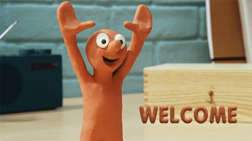 GIFs Welcome! 21 Animated Images With a Greeting