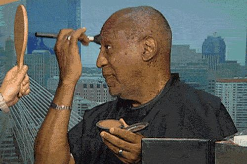 GIFs Bill Cosby. Collection in Honor of the American Actor