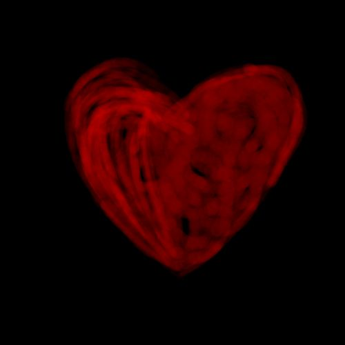 GIFs Heart. 150 Pcs of Animated Images of Hearts for Lovers