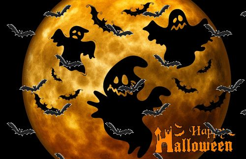Halloween GIFs, Over 100 pieces of Animated Image for Free