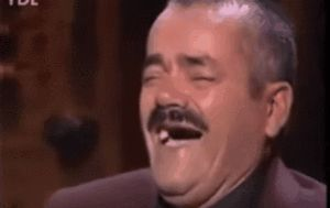GIFs Laughing People. 90 Pieces of Animated Image of Laughter