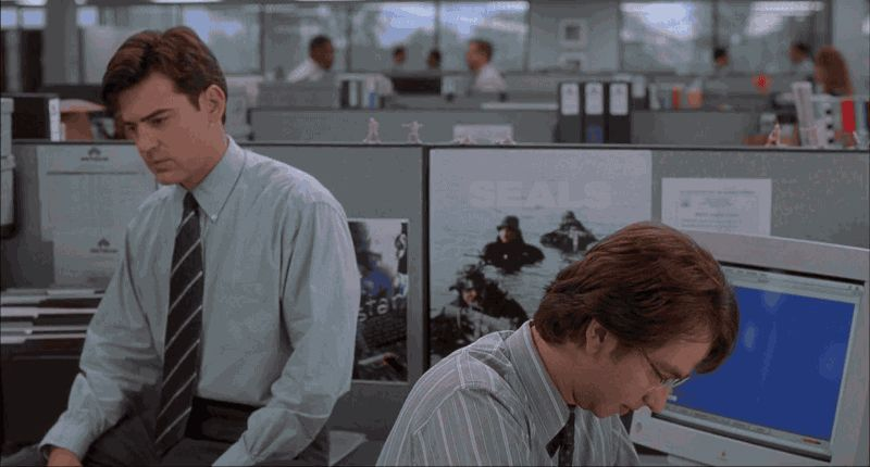 Office Space Gifs Milton Printertraffic And Other 115 Pieces Of