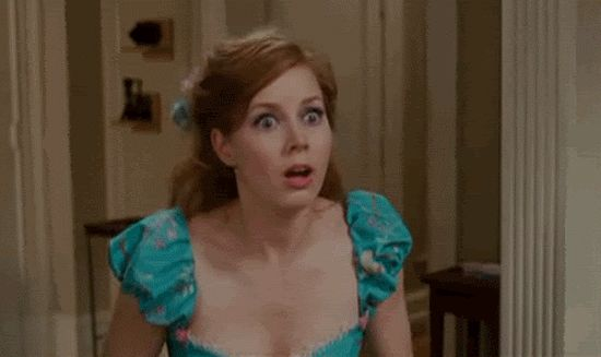 GIFs: Surprise, Amazement, Shock. 80 Pieces of Animated Pictures