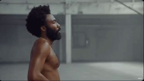 GIFs This is America by Childish Gambino. Pics from official video