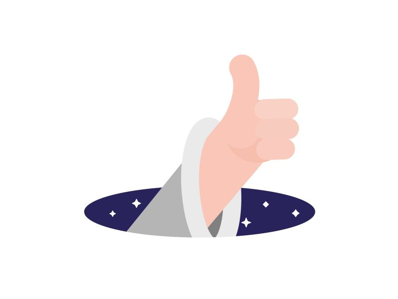 Thumbs Up GIFs. Best Animated Thumbs-Up Images