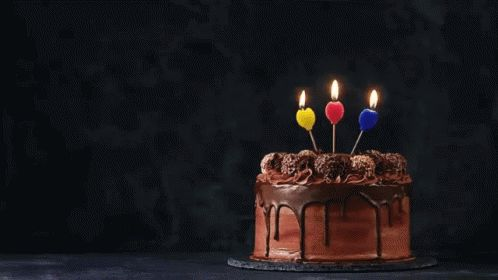 Animated GIF Pictures Of Birthday Cakes 115 Animation